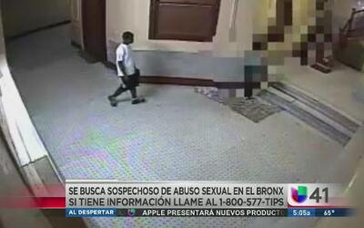 Buscan atacante sexual en el Bronx