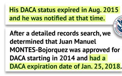 Los dos emails que el Departamento de Seguridad Nacional (DHS) mandó a U...