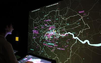 Un ganador del concurso Visualizando Ciudades muestra gráficament...