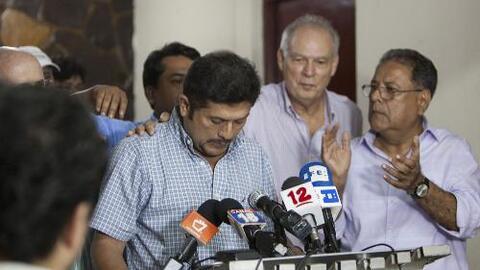 Parlamentarios en Nicaragua destituidos por el presidente