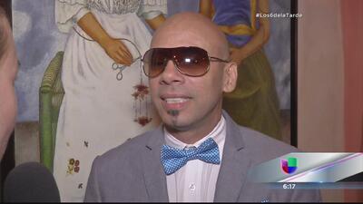 Oscar Serrano se va de Grupomanía