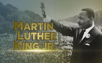 Recordamos la vida y el legado del líder de los derechos civiles Martin...