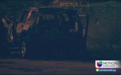 Incendio en Pilsen preocupa a residentes