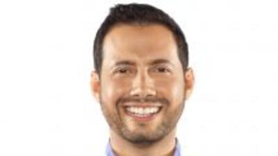 Luis Sandoval es el conductor de LÁnzate, programa matutinotransmitido...