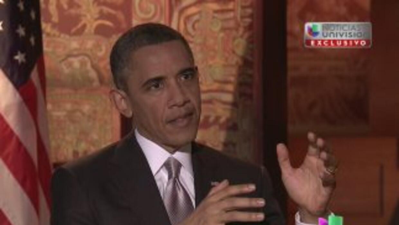 El presidente Barack Obama se fue de México elogiando al nuevo gobierno...