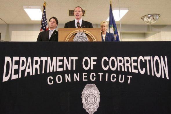 CONNECTICUT ha ejecutado solamente a un reo. Connecticut abolió l...