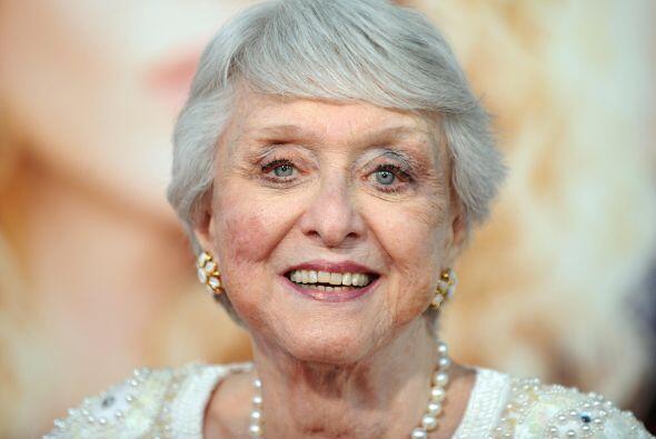 15 de julio. Celeste Holm, 95 años. Actriz de Broadway y Hollywoo...