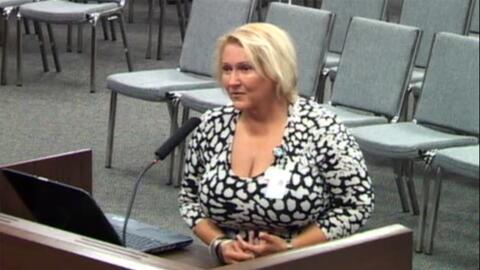 Carolyn Foster, ex jefa de finanzas del GPISD se habría robado m&...