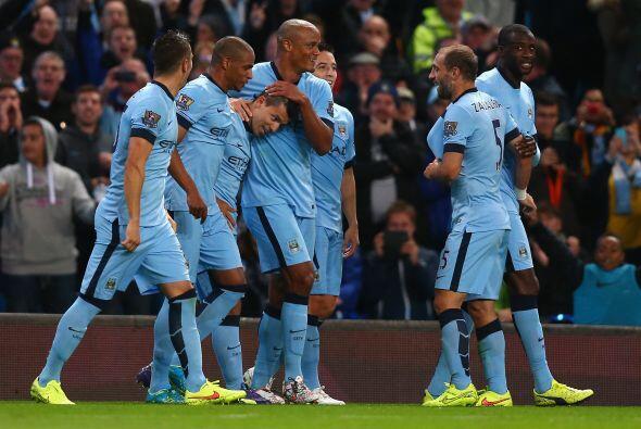 El Manchester City (Inglaterra) es otro de los favoritos en este re&ntil...