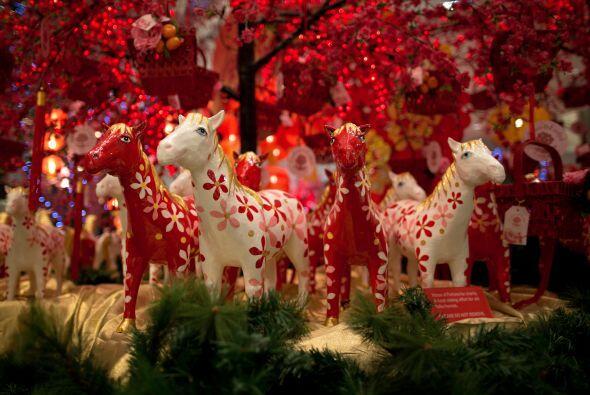 El 31 de enero del 2014 con el inicio del Año Nuevo Chino comienza a reg...