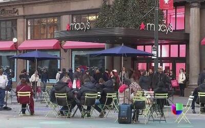 Dos mujeres hispanas fueron encarceladas en Macy's