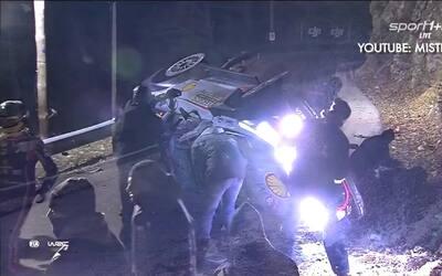 Trágico accidente en el Rally de Montecarlo le quita la vida a un aficio...