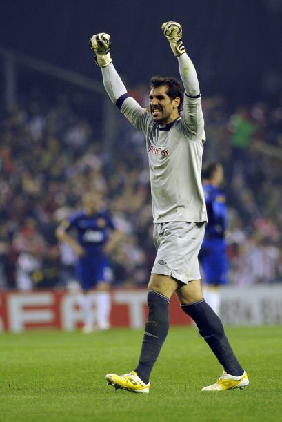 Volviendo al duelo de Athletic ante el United, los españoles seguían gan...