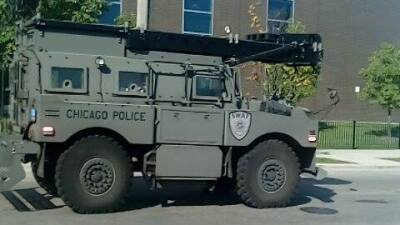 SWAT en Chicago