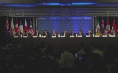Firman en Atlanta acuerdo de libre comercio del Pacífico