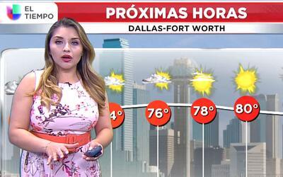'Dallas en un Minuto': el Metroplex se mantiene en alerta por fuertes vi...