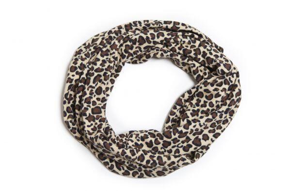 Con estampado de leopardo. Una manera sutil de incorporar el animal prin...