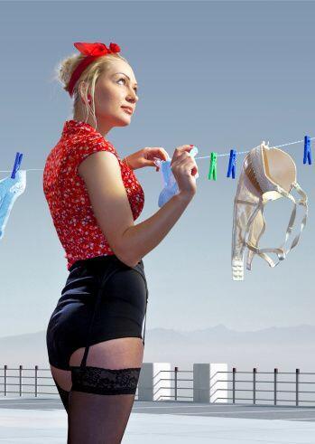 ¡Jamás pongas el sujetador (sostén) en la secadora!...