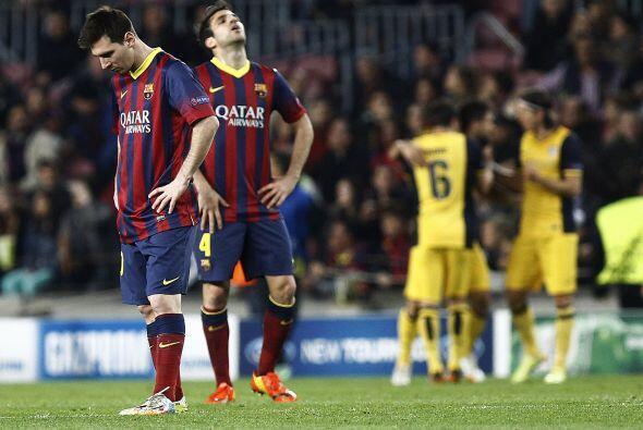 Los catalanes fueron sorprendidos, no podían creer que estuvieran...
