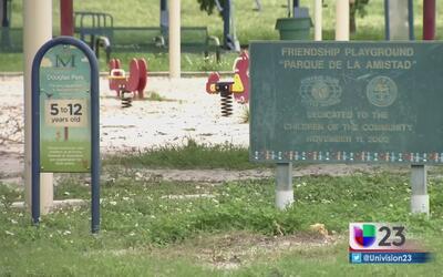 ¿Reabrirán el parque Douglas Park?