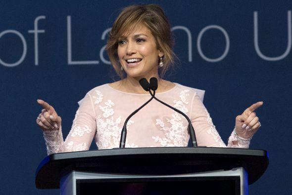 Michelle Obama fue una de las invitadas y hablaría sobre la lucha que el...