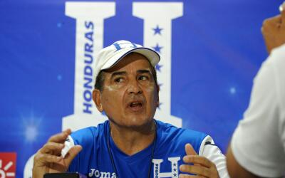 Pinto hizo la convocatoria para el preolímpico d Honduras.