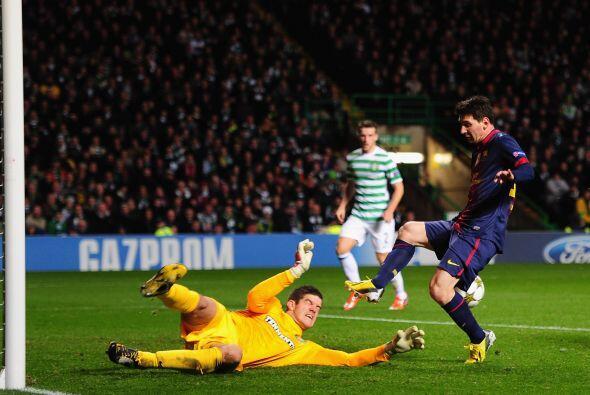 Messi logró maquillar el resultado con un gol en el descuento, pero el 2...