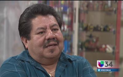 Juan Antonio, un empresario 'oaxacaliforniano'