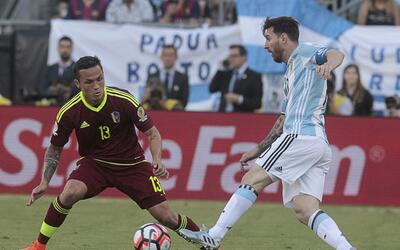 Argentina vs. Venezuela