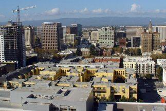 Silicon Valley, que aloja a muchas de las grandes corporaciones tecnológ...