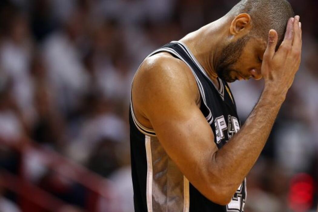 Los Spurs acabaron perdieron el juego 103-84.