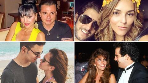 Estas famosas se han enamorado de hombres más jóvenes