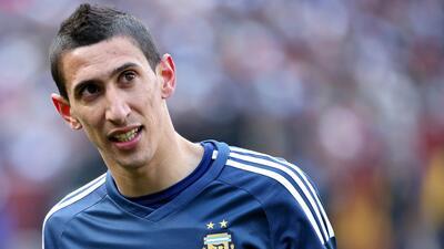 El extremo argentino podría jugar ahora en el PSG de Francia.