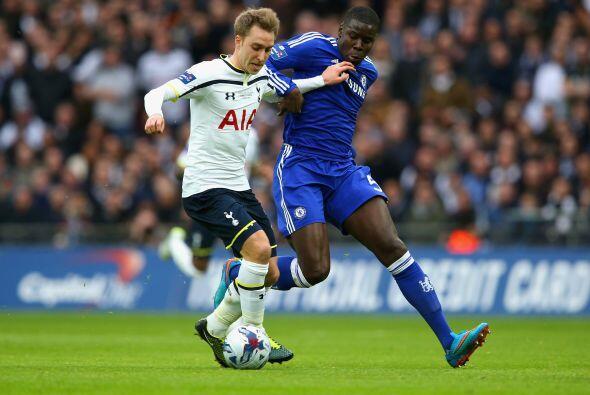 La resistencia del cuadro de Tottenham duraría casi todo el prime...