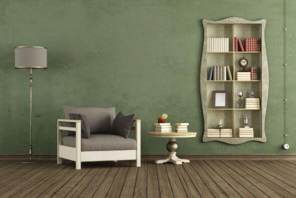 Fusión. Con varios muebles antiguos de un mismo estilo pueden cre...