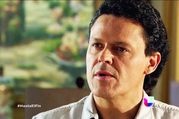 La primera parejita es la Salvador (Pedro Fernández) y Sofía (Marjorie d...