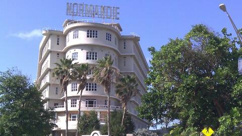 El hotel abrió sus puertas en 1942, pero cerró en 2009.
