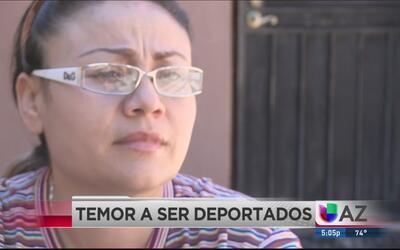 Crece el temor a ser deportados con la llegada de la nueva administración