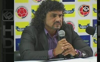 Leonel Álvarez nuevo DT colombiano
