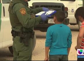Tres menores inmigrantes se escapan de refugio