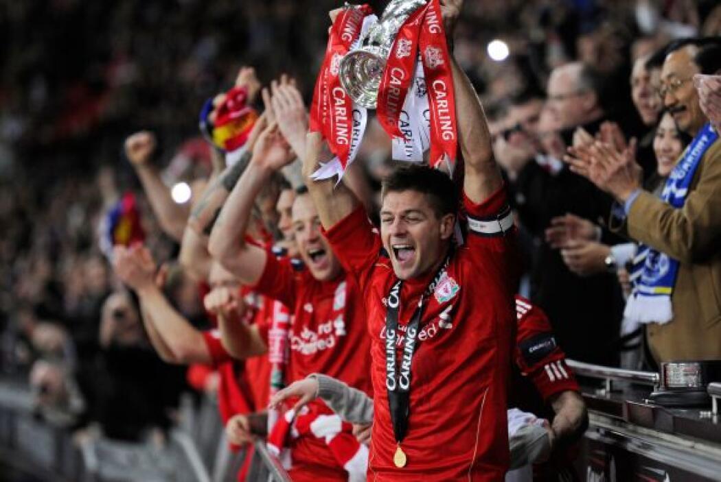 Pero el Liverpool no se quedó con las manos vacías. Los 'Reds', en un añ...