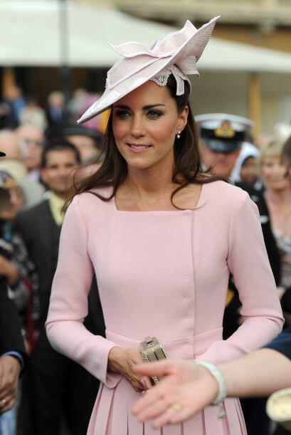 Desde que vimos la coqueta colección de sombreros de Kate Middlet...