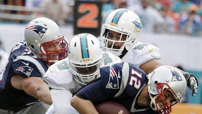 Highlights Semana 1: New England Patriots vs. Miami Dolphins