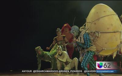 'Ovo' de Cirque du Soleil llega a Austin
