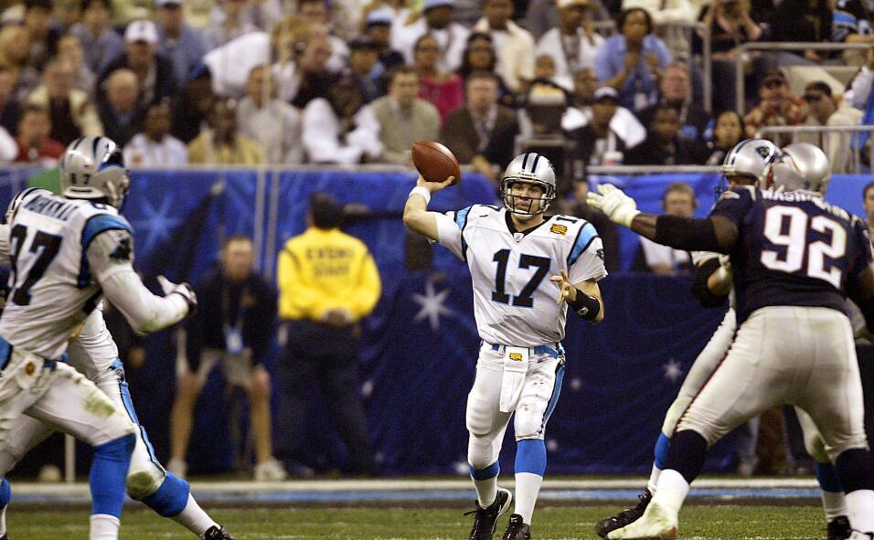 Los Super Bowls jugados por Carolina y Denver