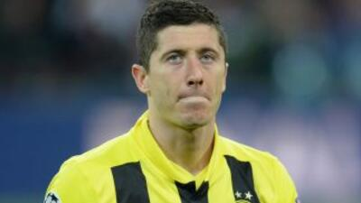 El atacante polaco ha sido vinculado al Bayern Munich, pero aún no hay c...