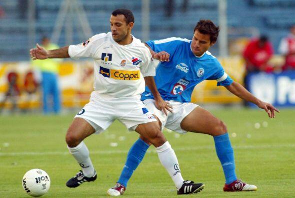 Aarón Galindo es otro de los futbolistas que han tenido la fortun...