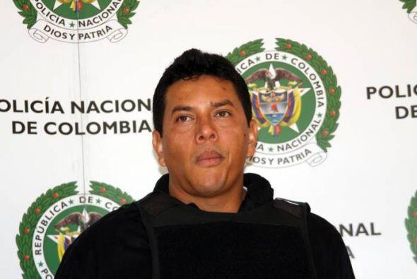 5 de julio: Fue capturado en Colombia por agentes de la Policía y cadete...