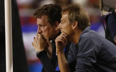 Klinsmann dijo que es momento  de reflexionar.