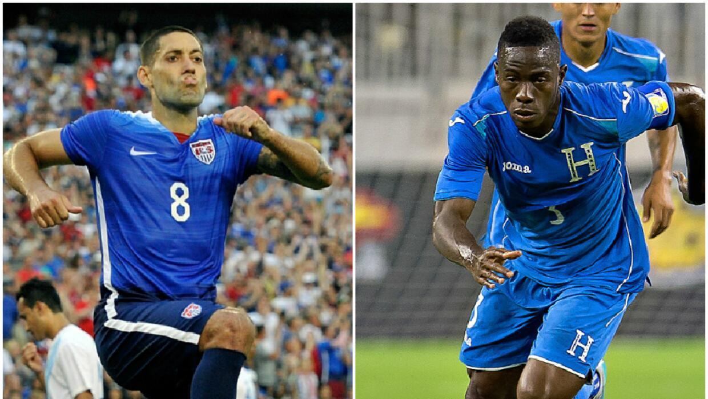 El conjunto estadounidense se enfrenta en su debut a Honduras.
